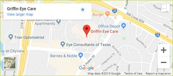 griffin eye care location